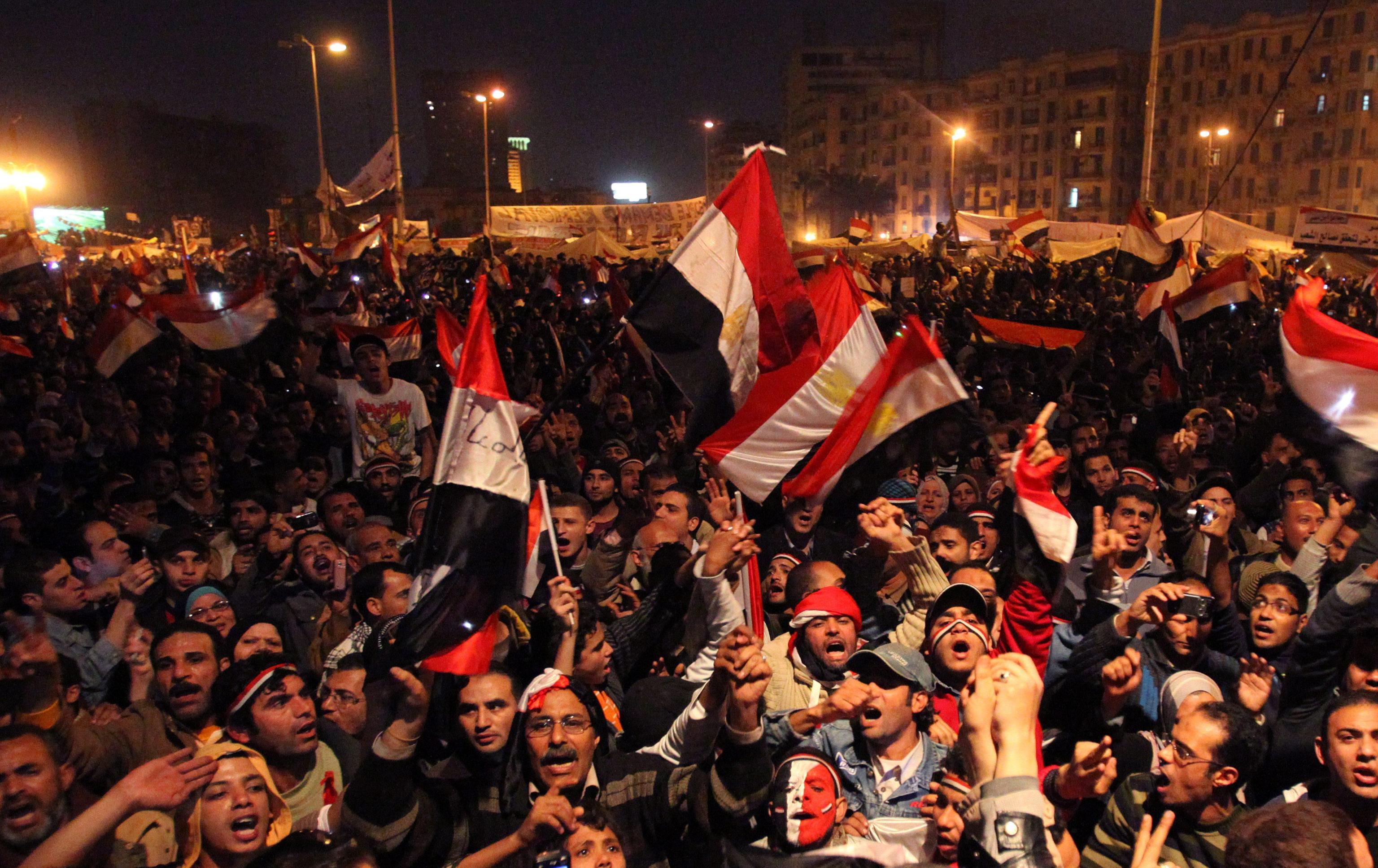 Proteste in Egitto - Siamo di fronte a una nuova primavera araba?
